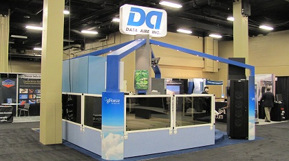 Trade show booth design & construction – Click here to Start Your Project Today