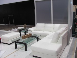 Home Environment in Nyne Trade Show Booth