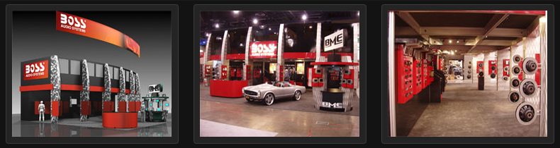Contact us now for your custom trade show booth design!