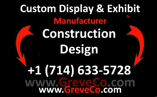 Click here to know more about GreveCo Trade Show Display